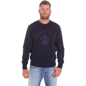 Abbigliamento Uomo Felpe Lumberjack CM60142 016EU Blu