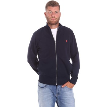 Abbigliamento Uomo Gilet / Cardigan Lumberjack CM60142 018EU Blu