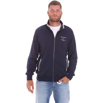 Abbigliamento Uomo Felpe Key Up 2F451 0001 Blu