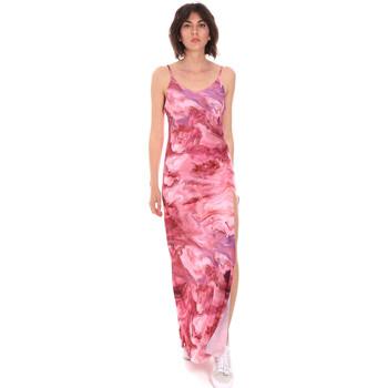 Abbigliamento Donna Abiti lunghi Me Fui M20-0958X1 Rosa