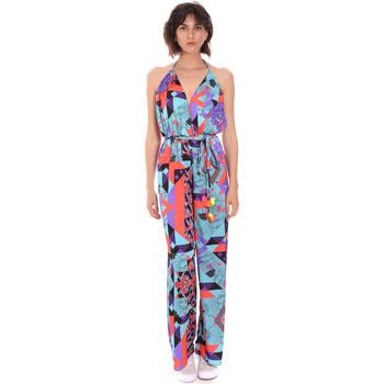 Abbigliamento Donna Tuta jumpsuit / Salopette F * * K  Blu