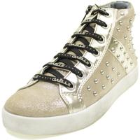 Scarpe Bambina Sneakers alte GaËlle Paris G430B BEIGE