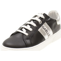 Scarpe Bambina Sneakers basse GaËlle Paris G622N NERO