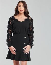 Abbigliamento Donna Top / Blusa Moony Mood PABSCONE Nero