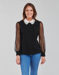 Abbigliamento Donna Top / Blusa Moony Mood PACHAN Nero
