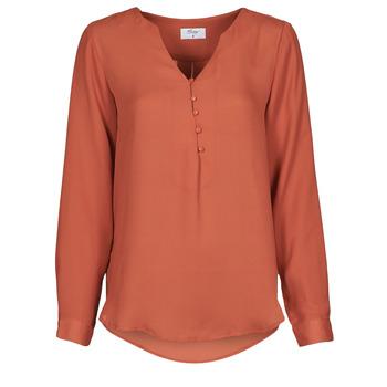 Abbigliamento Donna Top / Blusa Betty London PISSINE Rouille