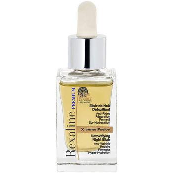 Bellezza Donna Idratanti e nutrienti Rexaline Premium Line-killer X-treme Detoxifiying Night Elixir