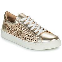 Scarpe Donna Sneakers basse Cosmo Paris WELLY Oro