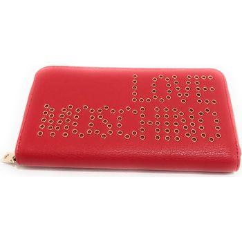 Borse Donna Portafogli Moschino Portafoglio Love  rosso AS21MO23 JC5631 Red