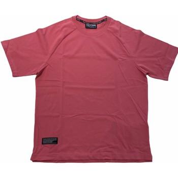 Abbigliamento Uomo T-shirt maniche corte 5Tate Of Mind 36333-XL Rosa