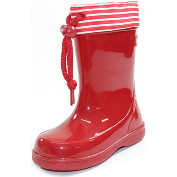 Scarpe Bambino Stivali da pioggia Igor W10105 ROSSO