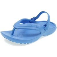 Scarpe Bambino Sandali Crocs CLASSIC FLIP BLU