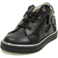 Scarpe Bambina Sneakers alte Walkey Y1A440966 NERO