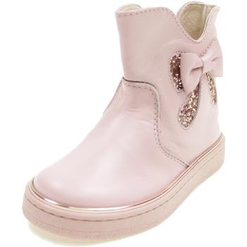 Scarpe Bambina Stivaletti Walkey Y1A540970 ROSA