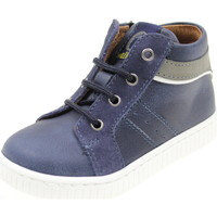 Scarpe Bambino Sneakers alte Walkey Y1B440075 BLU