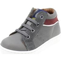 Scarpe Bambino Sneakers alte Walkey Y1B440075 GRIGIO
