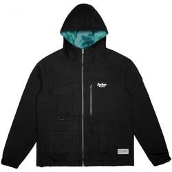 Abbigliamento Uomo Giubbotti Jacker Money makers jacket Nero
