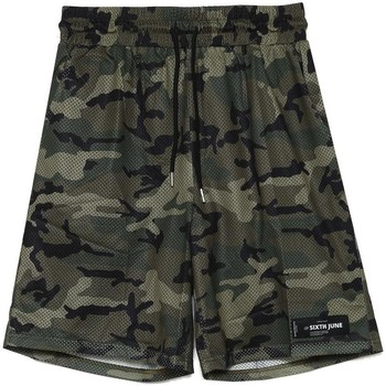 Abbigliamento Uomo Shorts / Bermuda Sixth June Short  Mesh