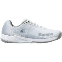 Scarpe Donna Sport Indoor Kempa Chaussures femme  Wing 2.0 blanc/gris froid