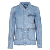 Abbigliamento Donna Giacche in jeans Vero Moda VMSMILLA Blu