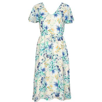 Abbigliamento Donna Abiti lunghi Vero Moda VMJASMINE Multicolore
