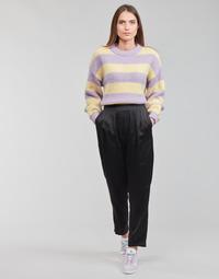 Abbigliamento Donna Pantaloni morbidi / Pantaloni alla zuava Vero Moda VMKYRA Nero