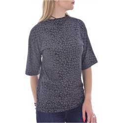 Abbigliamento Donna T-shirt maniche corte Diesel T-shirts T-KAS - Donna nero