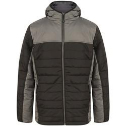 Abbigliamento Uomo Piumini Finden & Hales LV660 Nero