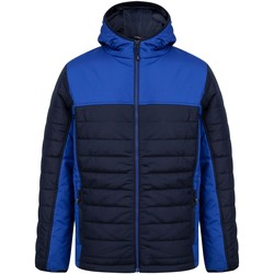 Abbigliamento Piumini Finden & Hales LV660 Blu