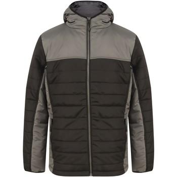 Abbigliamento Piumini Finden & Hales LV660 Nero