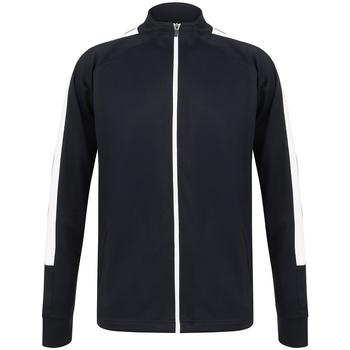 Abbigliamento Donna Giacche sportive Finden & Hales  Blu navy/Bianco