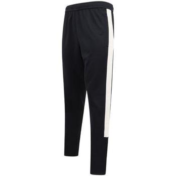 Abbigliamento Uomo Pantaloni da tuta Finden & Hales LV881 Blu navy/Bianco
