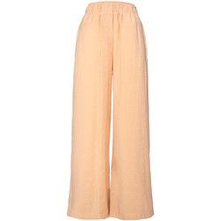 Abbigliamento Donna Pantaloni morbidi / Pantaloni alla zuava Alysi 101137 BEIGE