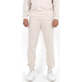 Abbigliamento Uomo Pantaloni da tuta Sixth June Pantalon  Signature beige