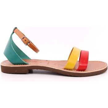 Scarpe Donna Sandali Deran 9 - 502 Multicolor