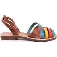Scarpe Donna Sandali Deran 10 - 491 Multicolor