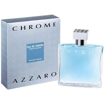 Bellezza Uomo Eau de parfum Azzaro Chrome - colonia - 100ml - vaporizzatore Chrome - cologne - 100ml - spray
