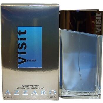 Bellezza Uomo Eau de parfum Azzaro Visit - colonia - 100ml - vaporizzatore Visit - cologne - 100ml - spray