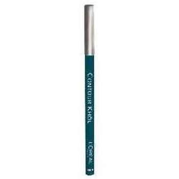 Bellezza Donna Matia per occhi L´oreal Contour Khol Eye Pencil  148 Blue Lagoon - Lapiz de Ojos Contour Khol Eye Pencil  148 Blue Lagoon - Lapiz de Ojos