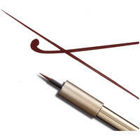 Bellezza Donna Eyeliners L´oreal Matte Signature Liner Líquido 03 Marron Matte Signature Liner Líquido 03 Marron