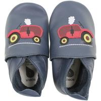 Scarpe Bambino Pantofole Bobux SOFT SOLE BLU