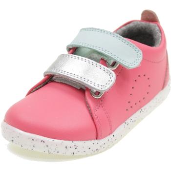 Scarpe Bambina Sneakers basse Bobux I WALK GRASS COURT SWITCH FUXIA