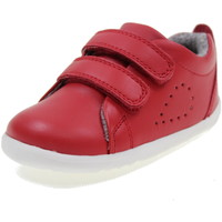 Scarpe Bambino Sneakers basse Bobux STEP UP GRASS COURT ROSSO