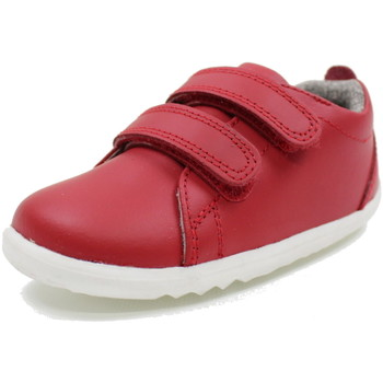 Scarpe Bambino Sneakers basse Bobux STEP UP GRASS COURT WATERPROOF ROSSO