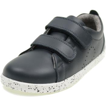 Scarpe Bambino Sneakers basse Bobux KID PLUS GRASS COURT BLU