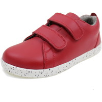 Scarpe Bambino Sneakers basse Bobux KID PLUS GRASS COURT WATERPROOF ROSSO