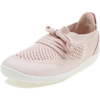 Scarpe Bambina Sneakers basse Bobux KID PLUS PLAY KNIT ROSA