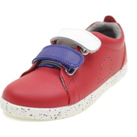Scarpe Bambino Sneakers basse Bobux KID PLUS GRASS COURT SWITCH ROSSO