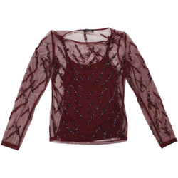 Abbigliamento Donna Camicie Diana Gallesi ATRMPN-28353 Rosso
