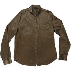 Abbigliamento Donna Camicie Diana Gallesi ATRMPN-28367 Marrone